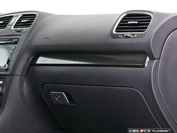 genuine volkswagen audi 5k3072390z57 interior trim kit carbon fiber no longer available. Black Bedroom Furniture Sets. Home Design Ideas
