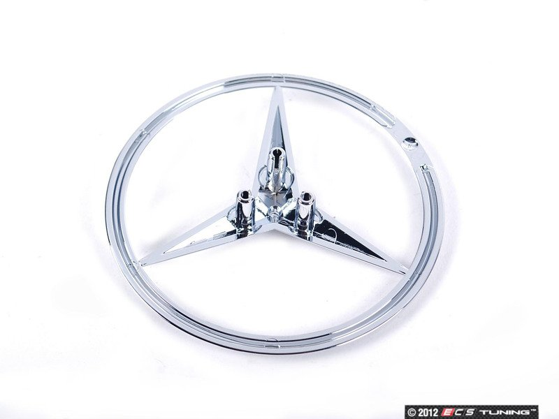 Genuine Mercedes Benz 2037580058 Star Emblem