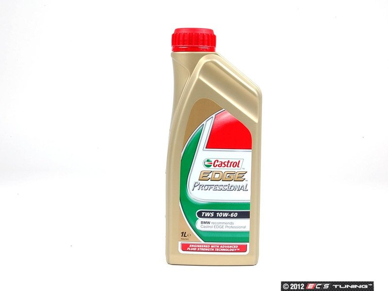 castrol 07510009420 edge professional tws engine oil