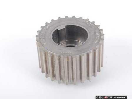 ES#282360 - 077105261D - Crankshaft Timing Gear - Drives the timing belt from the crankshaft - Genuine Volkswagen Audi - Audi