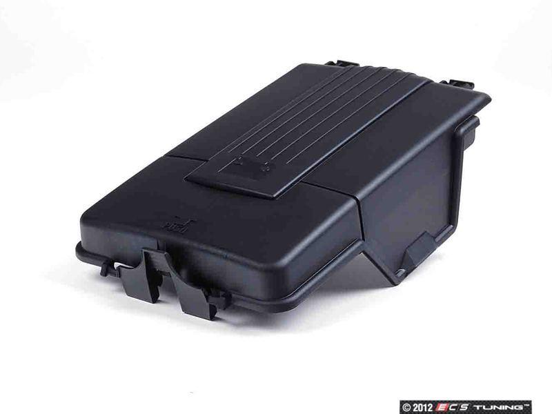 genuine volkswagen audi 3c0915443akt battery cover kit. Black Bedroom Furniture Sets. Home Design Ideas