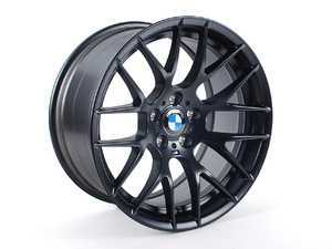 19 inch Competition Package Style 359 Wheels - Staggered Set Of Four - Matte Black