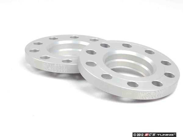 ES#294 - 3075725 - DR Series Wheel Spacers - 15mm (1 Pair) - Most applications will also need a 45mm wheel bolts, not included in this wheel spacer pair - H&R - BMW MINI