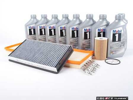 ES#2580593 - 99757121901KT51 - ECS Major Maintenance Kit - Everything you need to complete your scheduled major maintenance - Assembled By ECS - Porsche