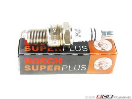 ES#8256 - 7900 - Spark Plug - Each (#WR7DC+) - The easiest way to restore performance and MPGs. - Bosch - Volkswagen