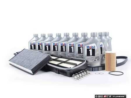 ES#2580596 - 99757121901KT53 - ECS Major Maintenance Kit - Everything you need to complete your scheduled major maintenance - Assembled By ECS - Porsche