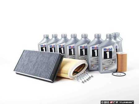 ES#2580298 - 99757121901KT23 - Major Maintenance Kit - Everything you need to complete your scheduled major maintenance - Assembled By ECS - Porsche