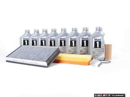 ES#2580378 - 99757121901KT31 - ECS Major Maintenance Kit - Everything you need to complete your scheduled major maintenance - Assembled By ECS - Porsche