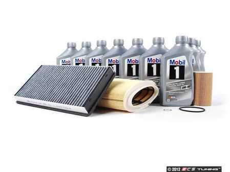 ES#2580291 - 99757121901KT21 - ECS Major Maintenance Kit - Everything you need to complete your scheduled major maintenance - Assembled By ECS - Porsche
