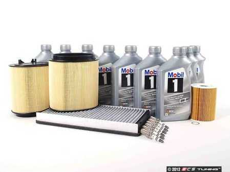 ES#2580483 - 99757121901KT37 - ECS Major Maintenance Kit - Everything you need to complete your scheduled major maintenance - Assembled By ECS - Porsche