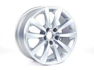 "ES#2079923 - 36116790173 - 18"" V Spoke Style 328 Wheel - Priced Each - 18x8 ET 30 72.6 CB - Genuine BMW - BMW"