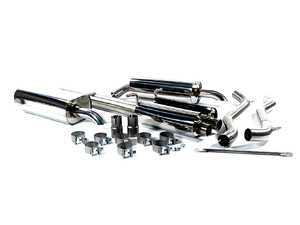 ES#264042 - FPIM-0514 - Stainless Steel Cat-Back Exhaust System - Release hidden power & sound - Billy Boat Performance - Audi
