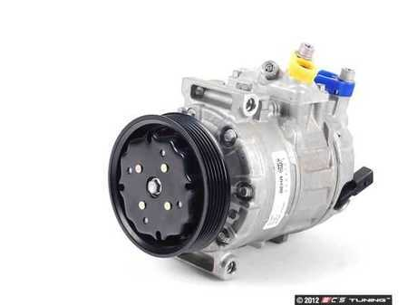 ES#2576270 - 1K0820859S - Air Conditioning Compressor - Keep your car cool with a new compressor - Behr - Volkswagen