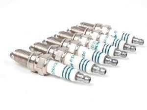 ES#2569726 - 101905606adenkt - Spark Plugs - Set Of Six - Copper cored plug, original heat range specification - Denso - Audi Volkswagen