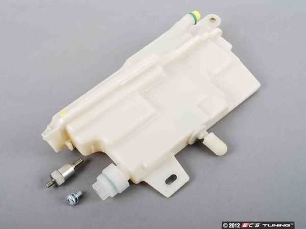 ES#43866 - 23427571295 - SMG Expansion Tank - This is the tank that is attached to the SMG pump assembly - Genuine BMW - BMW