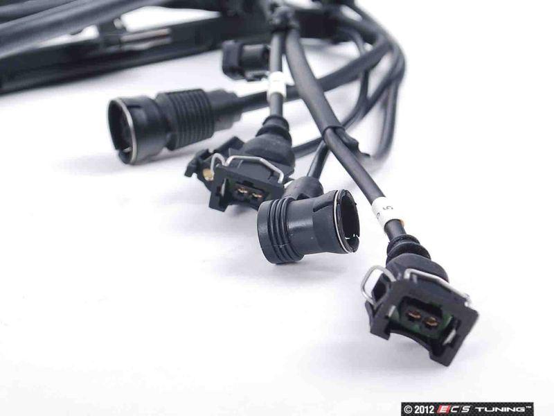 genuine mercedes 1245438832 engine wiring harness