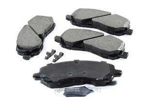 ES#1306746 - act866 - Front Pro-Act Ceramic Brake Pad Set - Akebono -
