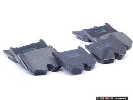 ES#2581041 - 0034207120 - Front Brake Pad Set - Does not include brake pad wear sensors - Pagid - Mercedes Benz