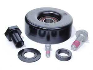ES#2570168 - 99611501672 - Belt Tensioner Roller With Protection Cap - Located on the front of the engine between the two deflection rollers in the center - Febi - Porsche