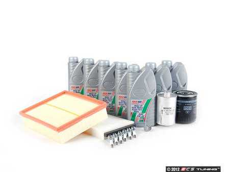 ES#2332 - B5S440KSK - 40k scheduled Service Kit - Everything you need to perform the recommended 40k mile service - Assembled By ECS - Audi