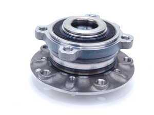 ES#2184871 - 31222229360 - Front Wheel Hub/Bearing Assembly - Priced Each - Front Hub - Includes Wheel Bearing - FAG - BMW