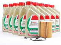 ES#2576981 - M56SVCKT - Castrol TWS Oil Genuine Kit - Everything needed for a basic oil service including Castrol TWS edge professional oil - Assembled By ECS - BMW