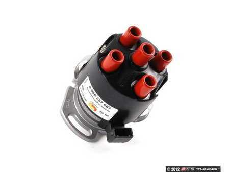 ES#12154 - 051905205Ckt - Ignition Distributor - Remanufactured - Comes with new cap & rotor. Price includes $77 refundable core charge - Bosch - Volkswagen