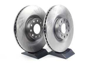 ES#2562346 - 4B3615301KT - Front Brake Rotors - Pair (321x30) - Restore the stopping power in your vehicle - Winhere - Audi