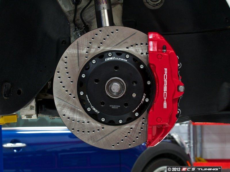 Ecs News Vw Mkv Jetta Gti Rabbit Eos Stage 5 Big Brake Kits
