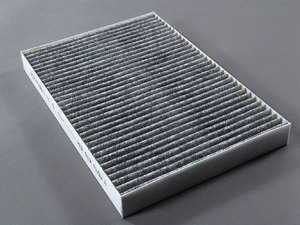 ES#260973 - 4B0819439C - Charcoal Lined Cabin Filter / Fresh Air Filter - The activated charcoal filters odor from reaching the cabin - Genuine Volkswagen Audi - Audi