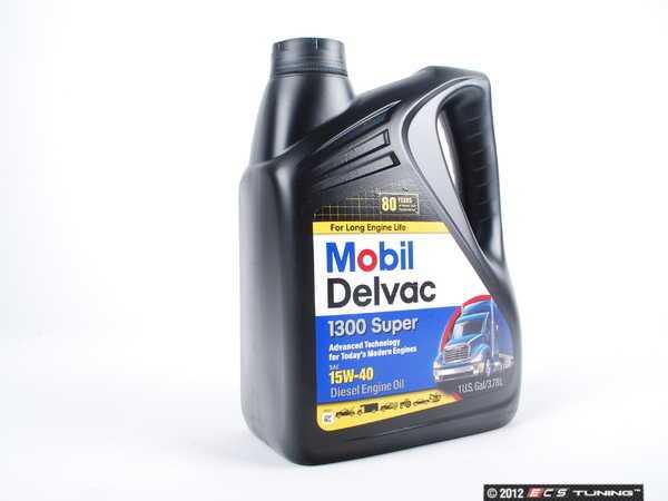 Genuine mercedes benz q1090059 mobil delvac 1300 super for Mercedes benz approved motor oil