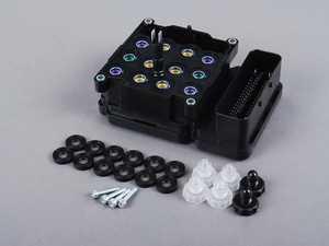 Volkswagen Golf VI 2 0T ABS Control Module Parts - Page 1