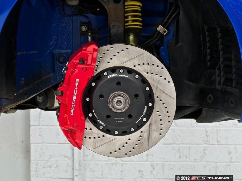Mercedes Benz Brake Pads And Rotors >> ECS - B5S4S4BBKRXS - Front Big Brake Kit - Stage 4 - 2 ...