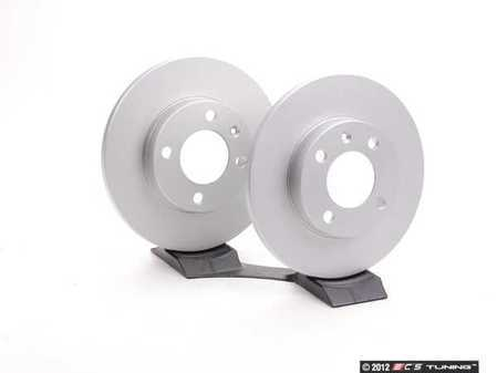 ES#11731 - 40454105kt - Brake Rotors - Pair (239x12) - Featuring a protective Meyle Platinum coating. - Meyle - Volkswagen