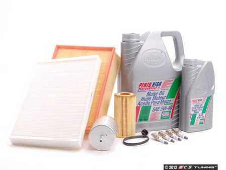 ES#2582101 - 06D115562KT4 - 40k Service Kit With ECS Magnetic Drain Plug - Everything you need and more to perform the recommended 40k mile service - Assembled By ECS - Audi