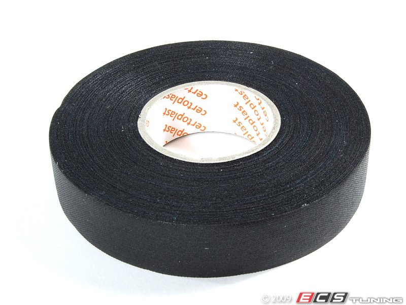 genuine bmw 61136902588 cloth webbed adhesive tape 61 13 6 902 588 rh ecstuning com BMW Design 2002 BMW Angular Velocity Sensor