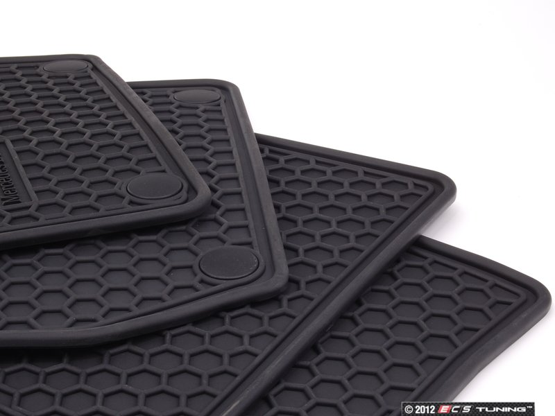 genuine mercedes benz q6680686 all season floor mats set of four. Cars Review. Best American Auto & Cars Review