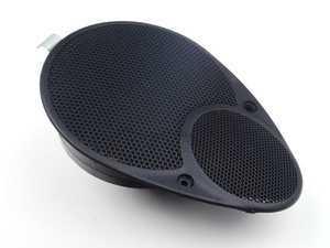 ES#1495556 - 9966450370201C - Dashboard Speaker - Satin Black - Left side fitment - Genuine Porsche - Porsche