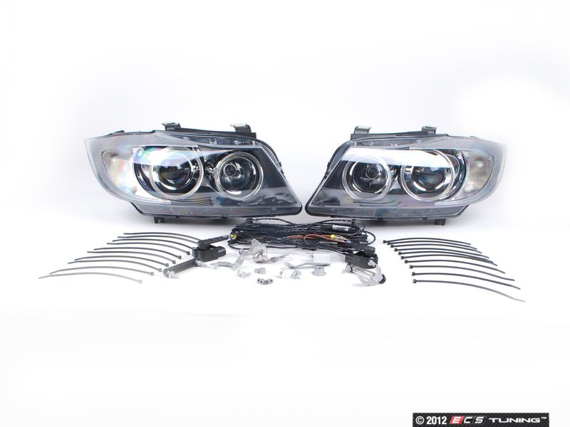 Ecs News Bmw E90 3 Series European Bi Xenon Headlight Kit