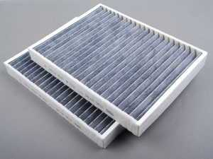 ES#2586300 - 64112182533 - Cabin Filter / Fresh Air Filter - Set - Activated charcoal filter - Mann - BMW
