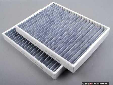 ES#2586300 - 64112182533 - Cabin Filter / Fresh Air Filter - Set - Activated charcoal filter - Mann - BMW