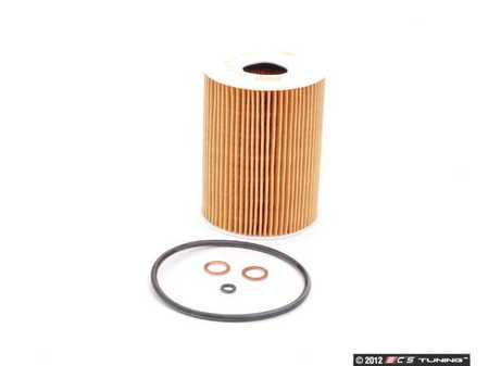 ES#2580512 - 11427837997 - Oil Filter Kit - Mann, a highly trusted name in oil filters - Mann - BMW