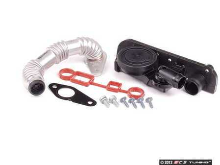 ES#11562 - 06F198207 - Emissions Service Kit - Restore proper boost levels with this kit. This kit comes with the PCV seal. - Assembled By ECS - Audi