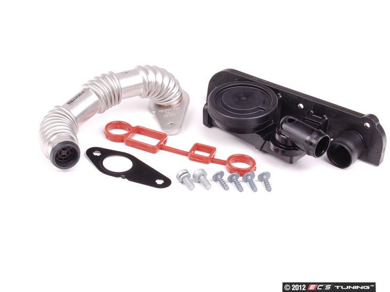 ECS News - Audi B7 A4 2.0T Emissions Service Kits
