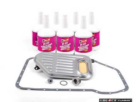 ES#2581085 - 8352230504KT - 01V Automatic Transmission Service Kit - Includes the necessary filter, plugs, gaskets, and Redline fluid to service your transmission - Assembled By ECS - Volkswagen
