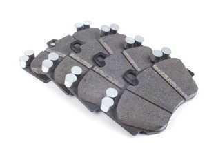 ES#2586880 - 95535193951 -  Front Brake Pad Set - OE compound brakes - Pagid - Audi Porsche