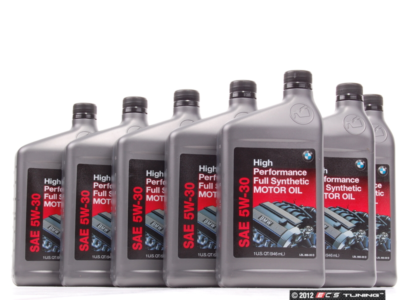 Ecs News Bmw F30 335i Xdrive Oil Service Kits