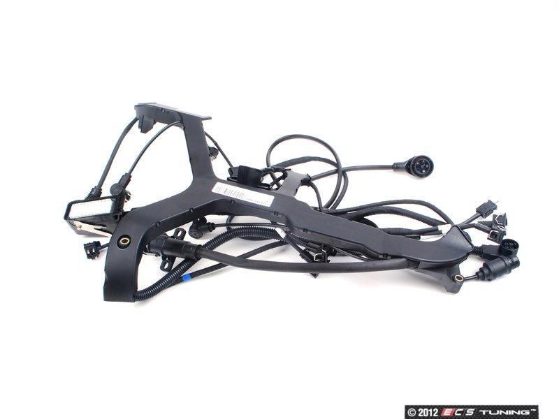 Genuine mercedes benz 1245433533 engine wiring harness for Mercedes benz wiring harness