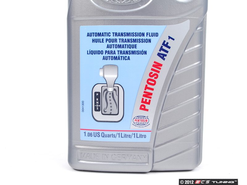 Pentosin G 052 162 A2 Atf1 Automatic Transmission Fluid 1 Liter