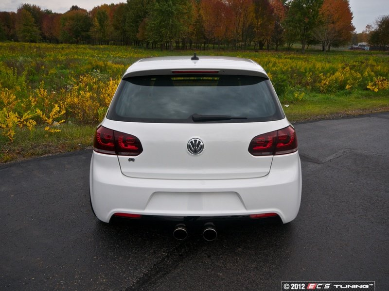 Ecs News Volkswagen Mkvi Golf Gti Golf R Tinted Led Tail
